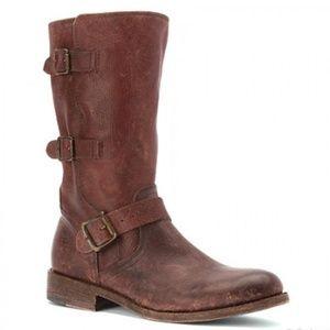 😍 Frye Jayden Moto Cuff Boots